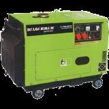 Генератор дизельный Dalgakiran DJ 7000 DG-TEC