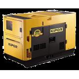 Дизельный генератор KIPOR KDE22SS