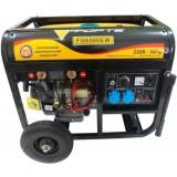 Бензиновый генератор сварочный Forte FG6500EW