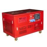 Бензиновый генератор VITALS (Латвия) Master EST 15.0BT