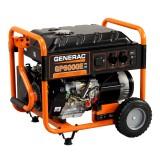 Бензиновый генератор GENERAC GP6000E