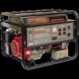 Бензиновый генератор HONDA BHT7000DXE
