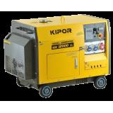 Дизельный генератор KIPOR KDE12000TA