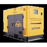Дизельный генератор KIPOR KDE13SS