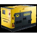 Дизельный генератор KIPOR KDE25SSP