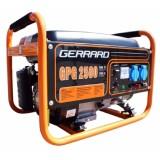 Бензиновый Генератор Gerrard GPG 2500