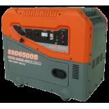 Генератор дизельный SunShow SSD6500S