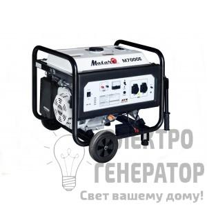 Бензиновый генератор MATARI (МАТАРИ) M 7000E + пульт