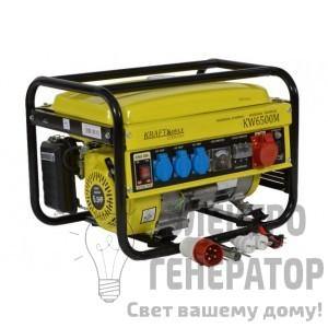 Бензиновый генератор Kraftdele KD 106
