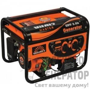 Газовый генератор (бензиновый) VITALS (Латвия) Master EST 2.8 bng