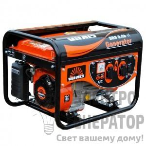 Газовый (бензиновый) генератор VITALS (Латвия) Master ERS 2.0bng