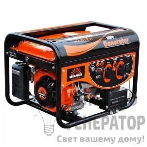 Генератор бензиновый VITALS (Латвия) EST 6.5b