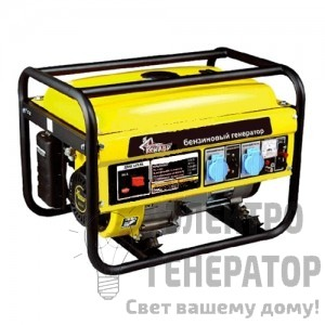 Бензиновый генератор КЕНТАВР КБГ258А