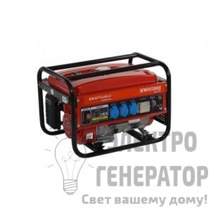 Бензиновый генератор Kraftdele KD 111