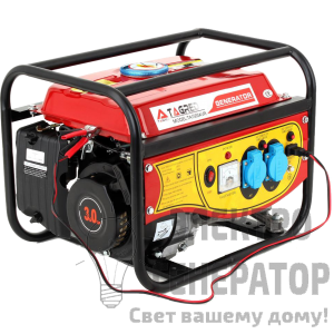 Бензиновий генератор TAGRED TA 1500G