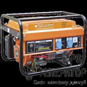 Генератор бензиновый Sturm PG8722Ea