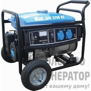 Бензиновый генератор Güde GSE 3700