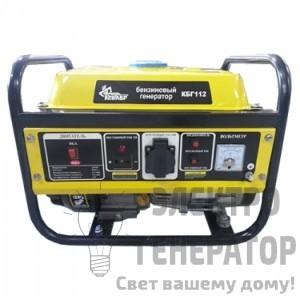 Бензиновый генератор Кентавр КБГ112
