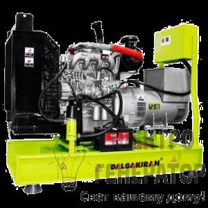 Дизельный генератор Dalgakiran DJ 30 PR