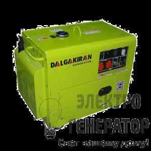 Дизельный Генератор DALGAKIRAN DJ 7000 DG-EС