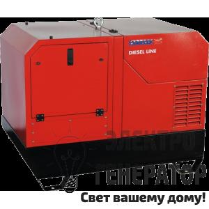 Дизельный генератор ENDRESS (Германия) ESE 1208 DHS-GT ES Di Silent