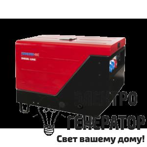 Дизельный генератор ENDRESS (Германия) ESE 606 YS-GT ISO