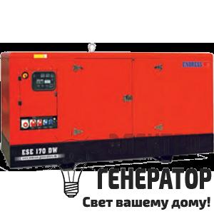 Дизельный генератор ENDRESS (Германия) ESE 170 DW / AS