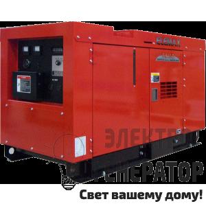 Дизельный генератор Elemax SHT-15D