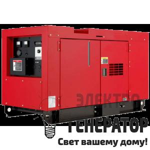 Дизельный генератор Elemax SHT-25D