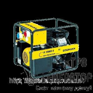 Бензиновый генератор EISEMANN H10000E