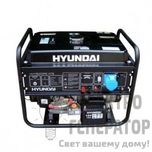 Бензиновый генератор Enmax 9000FE