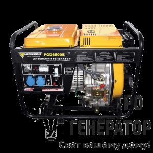 Бензиновый генератор Forte FG 6500A