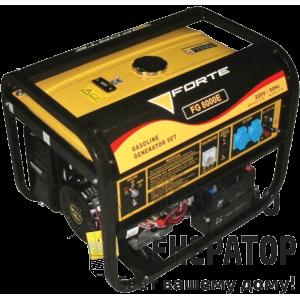 Бензиновый генератор Forte FG 8000A
