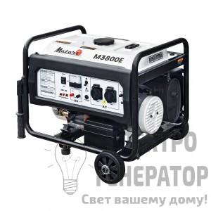 Бензиновый генератор MATARI (МАТАРИ) M 3800E + пульт