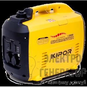 Бензиновый инверторный генератор KIPOR IG2600