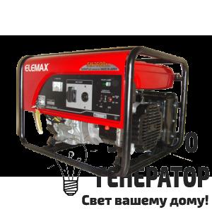 Бензиновый генератор Elemax SH-7600EX-S