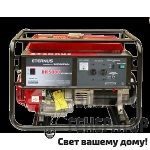 Бензиновый генератор HONDA BH5000E
