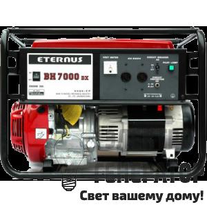 Бензиновый генератор HONDA BH7000DXE