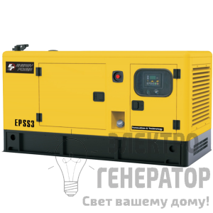 Дизельный генератор ENERGY POWER EP 30SS3