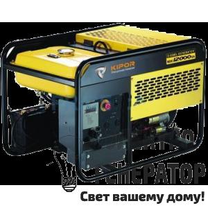 Дизельный генератор KIPOR KDE12000EA
