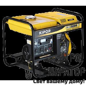 Дизельный генератор KIPOR KDE2200E