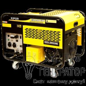 Бензиновый Сварочный генератор KIPOR KGE280EW