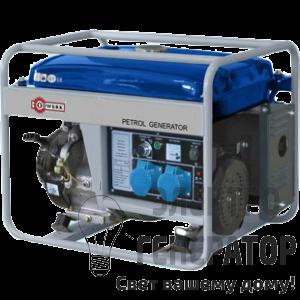 Генератор бензиновый ODWERK GG4500E