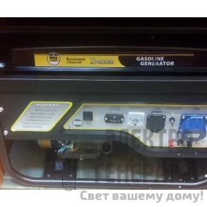 Бензиновый генератор Max Power ZH6500