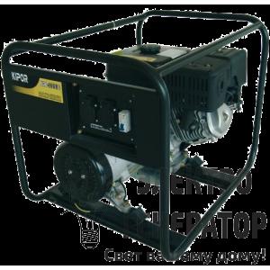 Бензиновый генератор KIPOR KGE 6000C