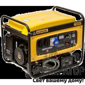Газовый генератор KIPOR KNE 5500 T