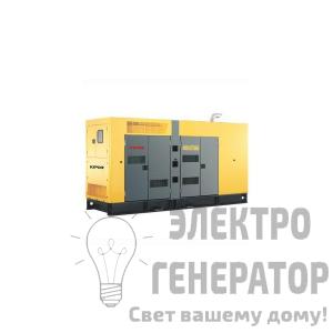 Дизельный генератор KIPOR KDE550SS3