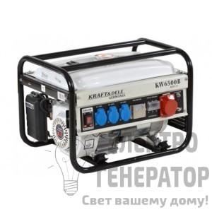 Бензиновый генератор Kraftdele KD 117