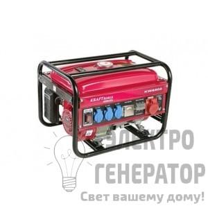 Бензиновый генератор Kraftdele KD130