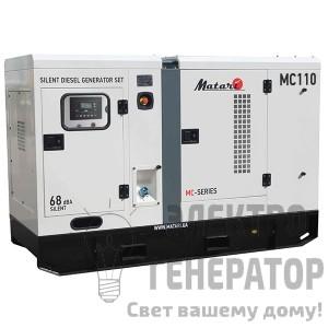 Дизельный генератор MATARI (МАТАРИ) MC110